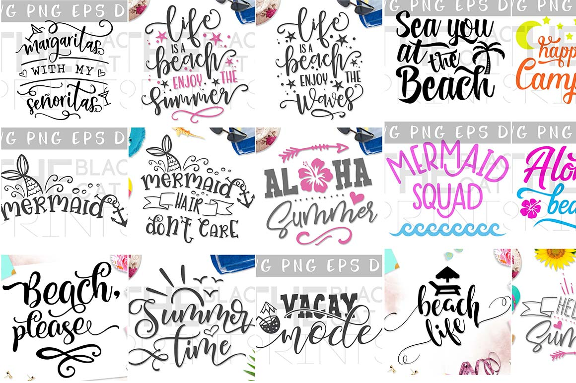 Download Shop Svg And Dxf Bundle, Bundle Svg, Summer Bundle Svg,Shop Bundle Svg DXF