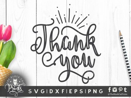 Thank you SVG