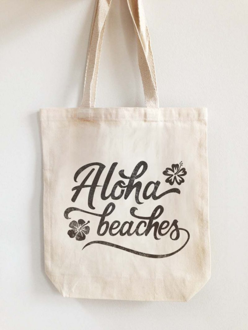 Aloha beaches svg
