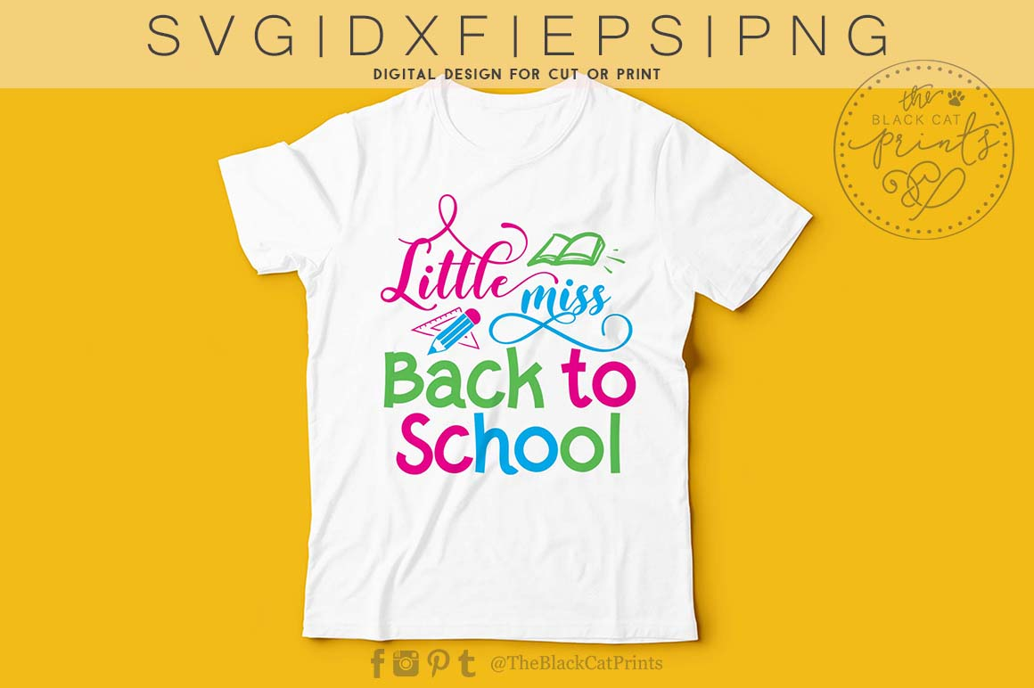 17+ Little Miss 2018 Svg DXF