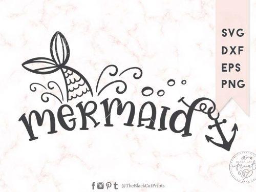 Mermaid svg