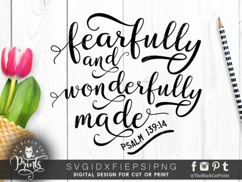 Fearfully wonderfully SVG