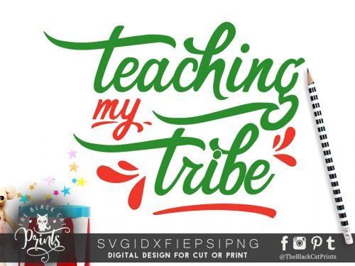 Teaching my tribe SVG