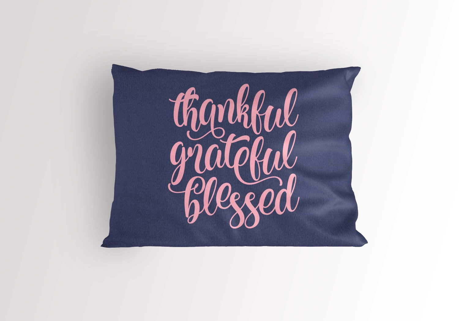 Download Thankful Grateful Blessed Cut File In Svg, Dxf, Png DXF