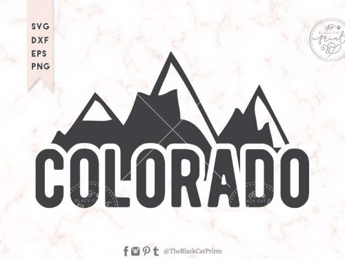 Colorado svg