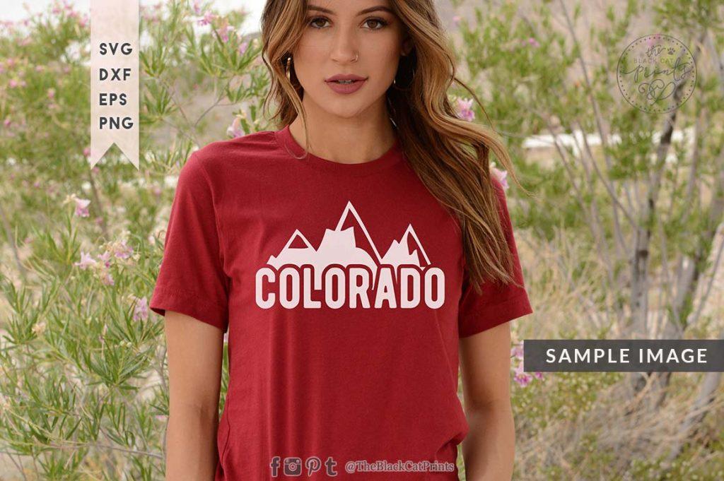 Colorado svg