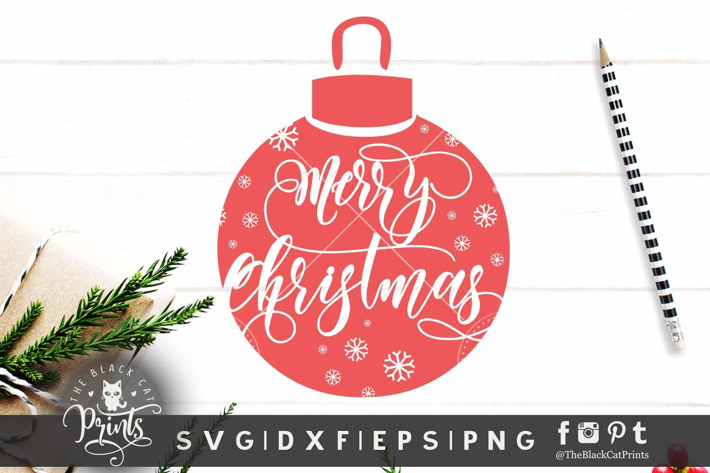 Download Noel Hanging Christmas Ornaments Svg Dxf Eps Ai Jpg Png SVG
