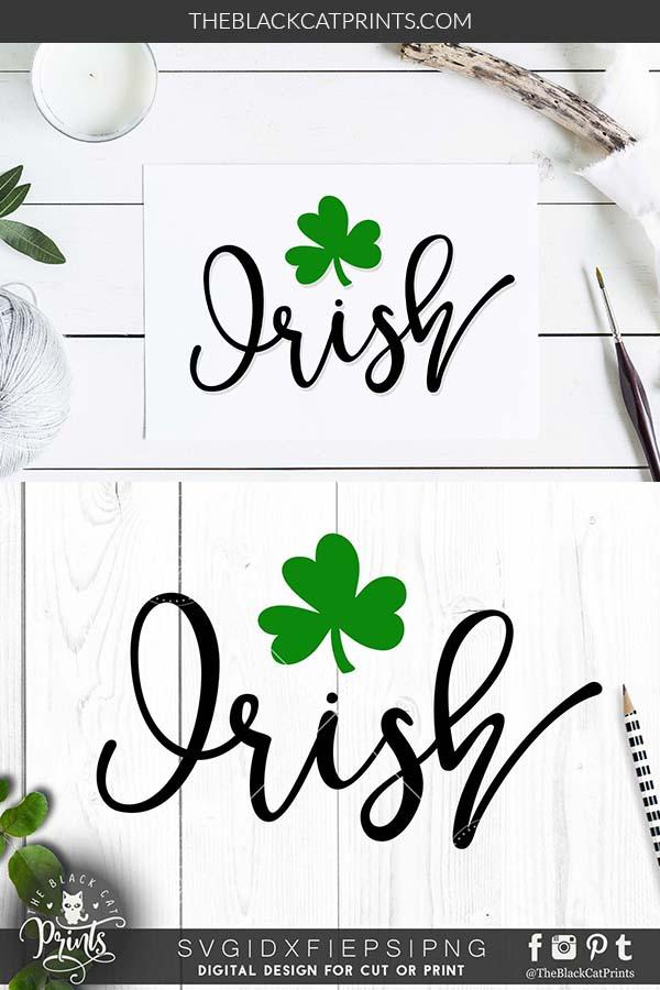 Irish SVG