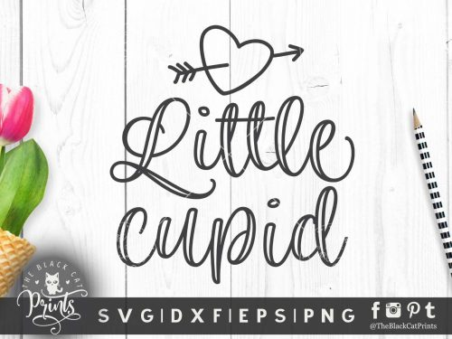 Little Cupid svg