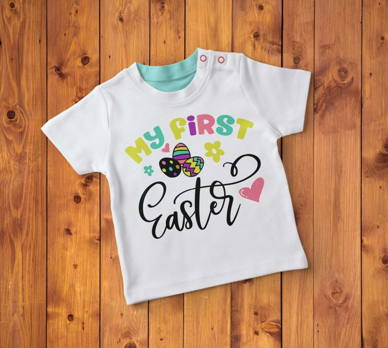 My first Easter svg