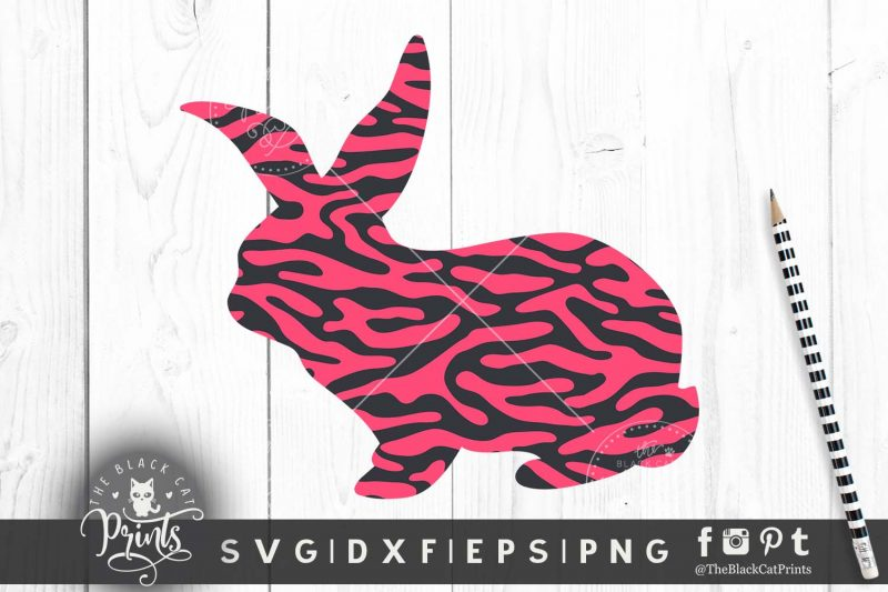 Easter clipart bunny svg