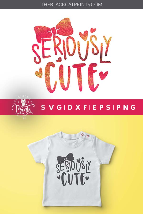 Seriously cute SVG