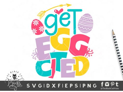 Get EggCited SVG