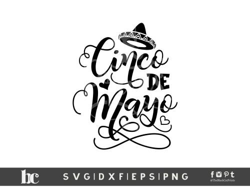 Cinco De Mayo SVG